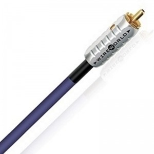WIREWORLD ULTRAVIOLET Coaxial RCA 7 3,0m