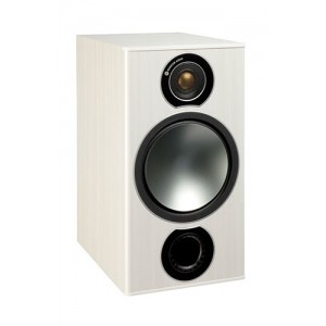 MONITOR AUDIO BRONZE 2 WHITE ASH VINYL