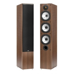 MONITOR AUDIO MR6 WALNUT VINYL