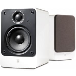 Q ACOUSTICS 2020i WHITE GLOSS