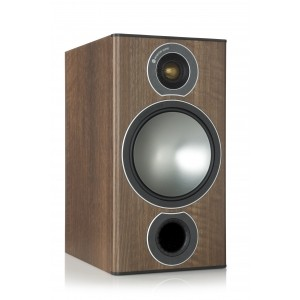 MONITOR AUDIO BRONZE 2 WALNUT VINYL