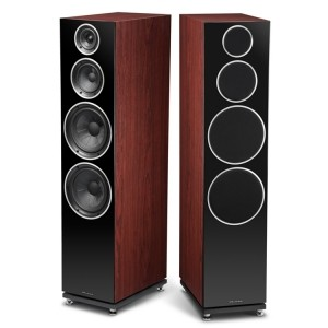 WHARFEDALE DIAMOND 250 ROSEWOOD QUILTED