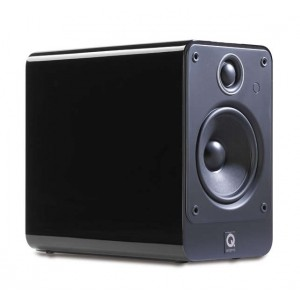 Q ACOUSTICS 2020i BLACK GLOSS
